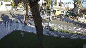 News video: Surveillance Video Of San Jose Hit And Run Of Young Girl