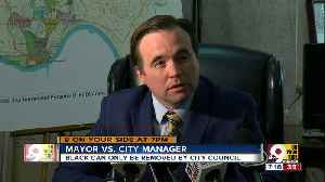 News video: City council has final say on city manager's job