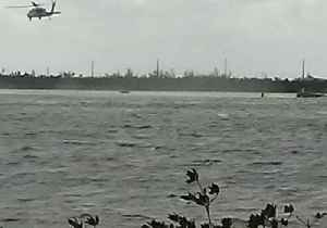 News video: Military Jet Crashes Near Naval Air Station in Key West