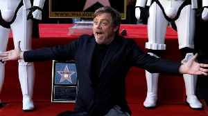 News video: Mark Hamill Takes On Haters