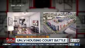 News video: UPDATE: Troubled UNLV housing project faces new delay and court battle