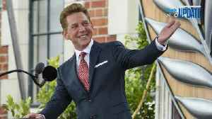 News video: Scientology's David Miscavige Makes Rare On-Camera Appearance as the Church Launches TV Network