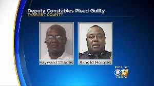 News video: 4 Tarrant County Deputy Constables Criminally Charged, Out Of Jobs