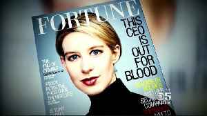News video: Theranos Founder Elizabeth Holmes Faces Federal Fraud Charges