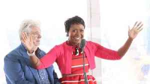 News video: Mellody Hobson explains why the Lucas Museum of Narrative Art landed in L.A.