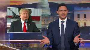 News video: Late-night laughs: Trump's 'space force'