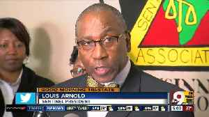 News video: Police groups take opposite sides in conflict between mayor, city manager