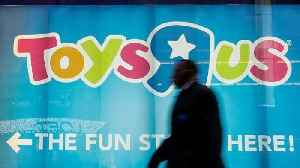 News video: Toys'R'Us faces more closures