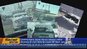 News video: Keller @ Large: Drivers Of Snow-Covered Cars Have Gone Too Far