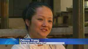 News video: Local Pastry Chef A Finalist In National James Beard Awards