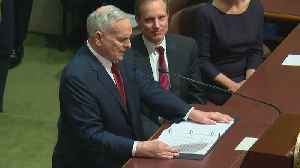 News video: State Of The State: Dayton Wants To Focus On Finances In Final Year In Office