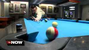 News video: Popular billiards hall makes the move to the mall