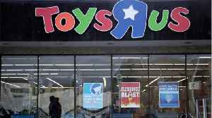 News video: Toys 'R' Us Will Close Every U.S. Store
