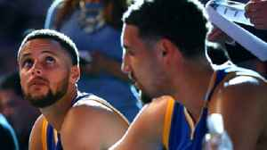 News video: Nick Wright reveals how Curry, Draymond and Klay's injuries affect the championship landscape