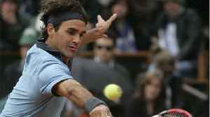News video: Will Roger Federer Play At The French Open?