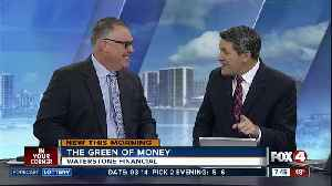News video: The green of money