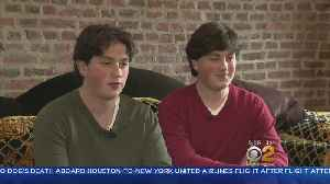 News video: NJ Brothers Give Back