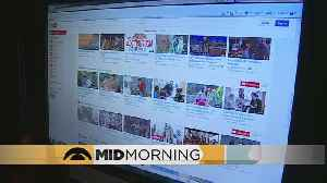 News video: Cracking Down On Conspiracy Videos Online
