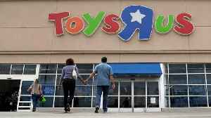 News video: Toys R Us May Keep 200 to 400 US Stores Open
