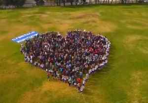 News video: California Students Use School Walkout to Show Some Love