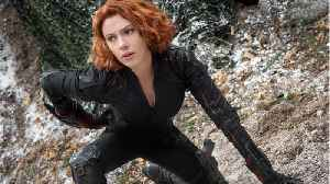 News video: What Scarlett Johansson Wants In A 'Black Widow' Movie