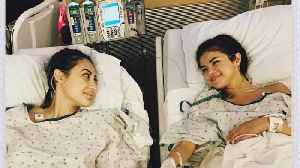 News video: Selena Gomez's best friend Francia Raisa opened up about her brutal recovery after donating a kidney to the star