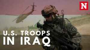 News video: Why Are U.S. Troops Still In Iraq?