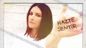 News video: Laura Pausini Is Back With