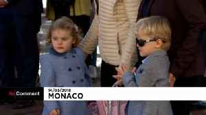 News video: Prince Albert of Monaco celebrates 60th birthday