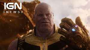 News video: The Guardians of the Galaxy's Big Advantage Over the Avengers in Infinity War