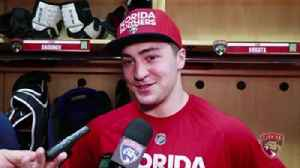 News video: Florida Panthers vs. Boston Bruins morning skate report