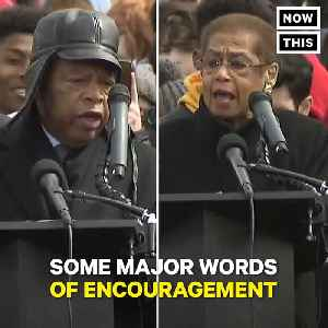 News video: Members of Congress Give Student Activists Advice from Civil Rights Movement