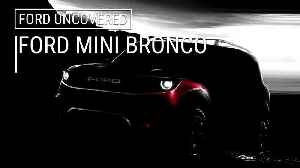 News video: Ford is giving its SUV lineup a shot of adrenaline | Ford Uncovered