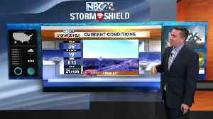 News video: NBC26 Storm Shield weather forecast
