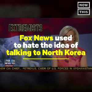 News video: Fox News Had a Different Reaction When Obama Wanted to Negotiate with North Korea
