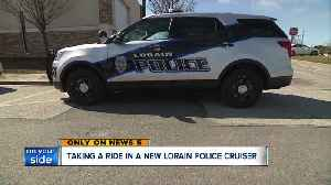 News video: Lorain Police Department gets 20 new police cruisers