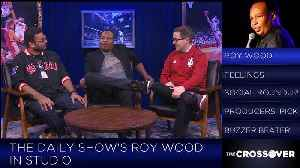 News video: Roy Wood Jr. On Why It Sucks Being A Hornets Fan