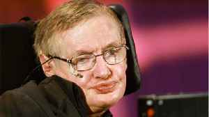 News video: Physicist Stephen Hawking Passes Away at 76
