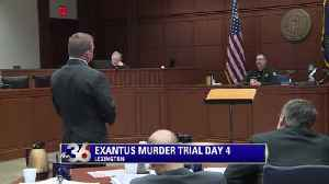 News video: Exantus Trial Day 4: Former Co-workers testify on behalf of