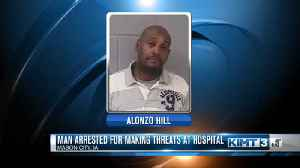 News video: Threats Against Mercy Medical Center North Iowa