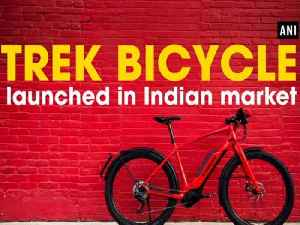 News video: Trek Bicycle launched in Indian market