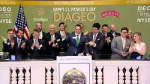 News video: Wall St rises lifted by industrial data