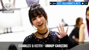 News video: Charles & Keith - Group Careers | FashionTV | FTV