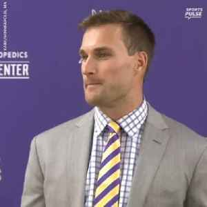 News video: Cousins says signing with Vikings is a 'lifetime deal'