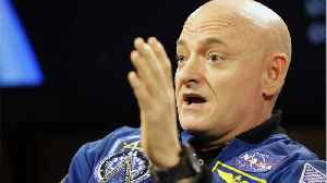 News video: Astronaut Scott Kelly Thinks China Could Overtake The US In The Space Business
