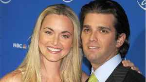 News video: Don Jr. And His Wife Get Support From Chelsea Clinton After Divorce Announcement