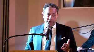 News video: Felix Sater, Soviet-Born Adviser To Trump, Says If Collusion Is Found, 'Send 'Em To Jail'
