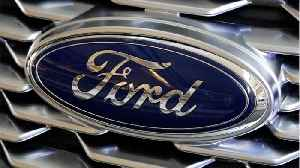 News video: Ford Commits To Electrifying Vehicles