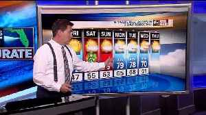News video: Florida's Most Accurate Forecast with Denis Phillips on Thursday, March 15, 2018