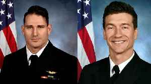 News video: Navy jet crashes off Key West, killing 2 crew members